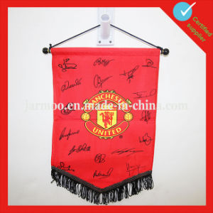Hanging Club Gift Flag with Tassels pictures & photos