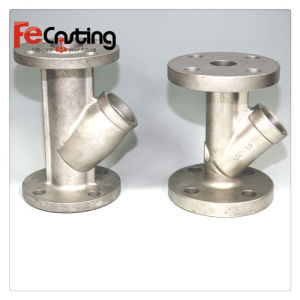 Customization Investment Casting Metal Parts Machining Parts in Stainless Steel pictures & photos