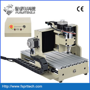 Metal Acrylic Wood Plastic CNC Cutting Engraving Carving Machine pictures & photos