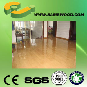 Hot Sales! ! Cheap Click Strand Woven Bamboo Flooring Ej-06 pictures & photos