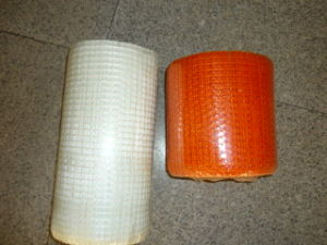 Fiber Glass Cutting Net for PVC Corner Profile pictures & photos