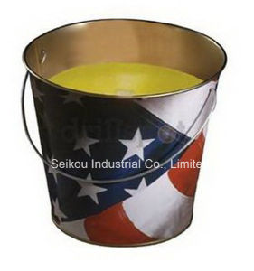17 Oz Stars & Strips Citronella Candle with Real Citronella Oil (SK8079)