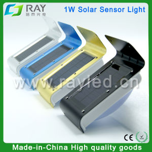 0.55W Motion LED Wall Light Solar LED