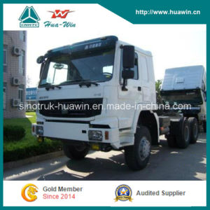 Sinotruk HOWO 6X6 Trailer Tractor Truck pictures & photos