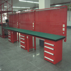 Convenient and Practical Steel Workbenches pictures & photos