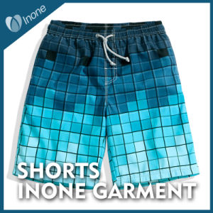 Inone W007 Mens Swim Casual Board Shorts Short Pants pictures & photos