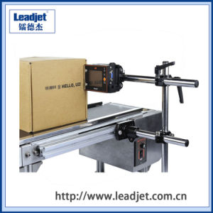 U2 Online Continuous Cij Inkjet Coder for Cartons Package pictures & photos