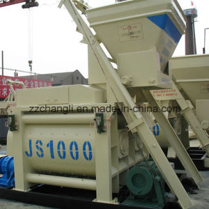 Js1000 Self-Loading Concrete Mixer, Electric Motor for Concrete Mixer pictures & photos