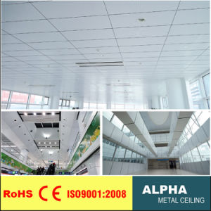 Suspension False Structual Honeycomb Panel with Fire, Water, Sound Proof pictures & photos