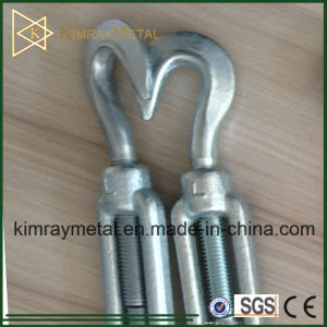 Hook and Eye Carbon Steel Forged DIN1480 Turnbuckle pictures & photos