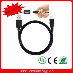 10Gbps Transfer Rate Super Speed USB 3.1 Type-C Cable (NM-USB-716) pictures & photos