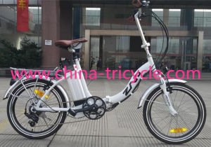 250W Brushless Motor 16 Inch Lithium Electric Bike (SP- EB-03) pictures & photos