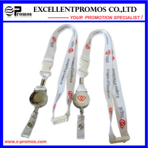 Lanyard with Customized Logo and Badge Reel (EP-Y581414) pictures & photos