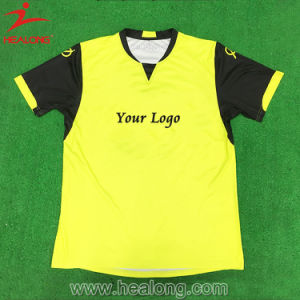 Soccer Uniform Set Shirt Custom Soccer Jersey Cheap Soccer Jersey pictures & photos