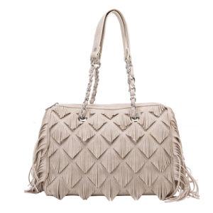 High Quality New Trendy Designer Handbags Tassel Handbag (2169) pictures & photos