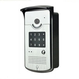 Knzd-42vr Intercom System Analog / SIP Video Door Phone pictures & photos