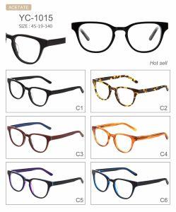 in Stock Hot Selling New Design Acetate Eyeglasses Eyewear Optical Frames pictures & photos