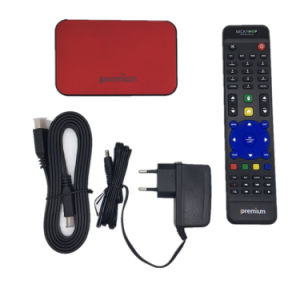 New Arrival IPTV Box Avovquad Core Tvonline+ pictures & photos