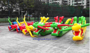China Inflatalbe Dragon Boat for Party and Event (TK-044) pictures & photos