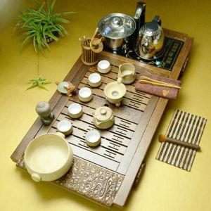 Wood Tea Tray