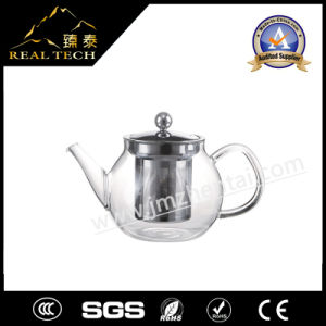 Classic Chinese Clear Glass Teapot Sets pictures & photos