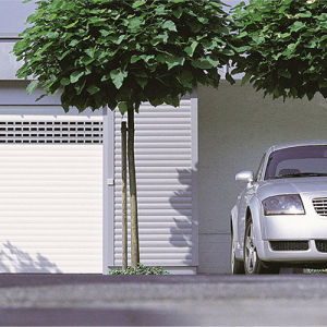 Electric Roller Garage Door with Good Quality pictures & photos
