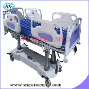 Electric ICU Bed with Weighting Scale pictures & photos
