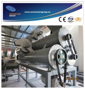 Plastic Bottle Label Removing Plant with 10 Years Factory pictures & photos