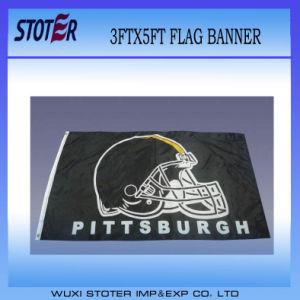 Promotion Custom Advertising Polyester Flag