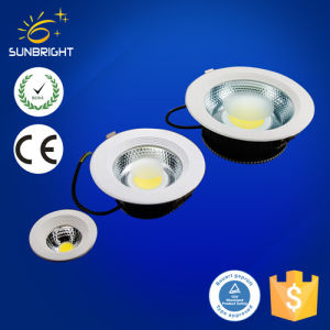 Quality Guaranteed Long Life Ce, RoHS 10W LED Down Light Jiangmen pictures & photos