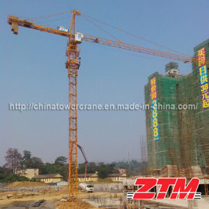 Tc6510 Topless Tower Crane for Construction