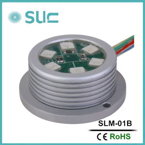 Low Power Self-Flashing LED DOT Light pictures & photos