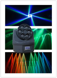 Bee Bye 6*10W LED Beam Moving Head Light pictures & photos