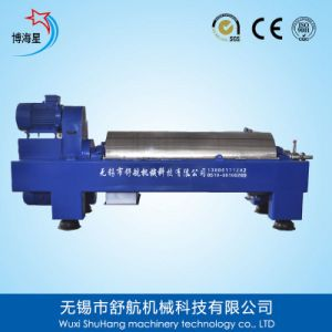 Horizontal Continuous Discharge Oil Production Decanter Centrifuge