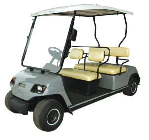 Wholesale 4 Seaters Electric Cart for Hotel and Golf Course pictures & photos