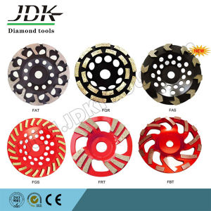 Diamond Cup Wheel for Reinforce Concrete Grinding Tools pictures & photos