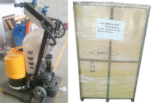 Supplier of Marble Terrazzo Grinding Machine for Stone Concrete Floor pictures & photos
