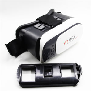 3D Virtual Reality Glasses with Bluetooth Remote Controller pictures & photos