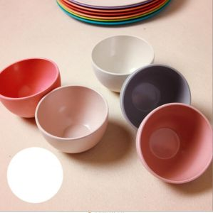 (BC-B1043) Hot-Sell Natural Bamboo Fiber Tableware Cute Baby Bowl pictures & photos