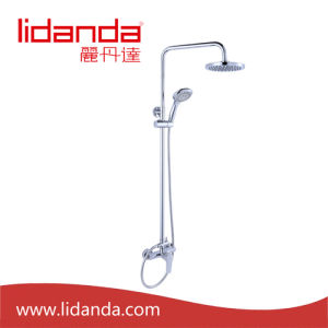 Contemporary Brass Tub Shower Faucet with 8 Inch Shower Head pictures & photos