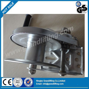Stainless Steel Industrial Manual Wire Rope Winch pictures & photos