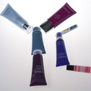 Squeeze Cosmetic PE Plastic Tube for Cosmetic Packaging pictures & photos