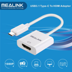 USB3.1 to HDMI Conversion Cable pictures & photos
