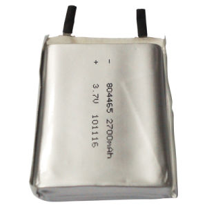 Heated Clothes Battery Lithium Ion Battery Pack 3.7V (2700mAh)