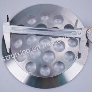 CNC Machining Parts for Industrial Flow Conditioner