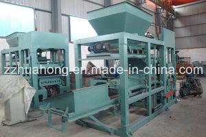 Automatic Brick Making Machine, Concrete Hydraulic Brick Machinery Price pictures & photos
