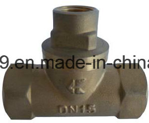 Forged Dzr Brass Swing Check Valve pictures & photos