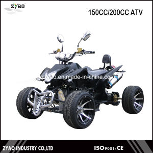 150cc/200cc Racing Quad with 12inch or 14inch Wheel, 4wheelers Racing ATV pictures & photos