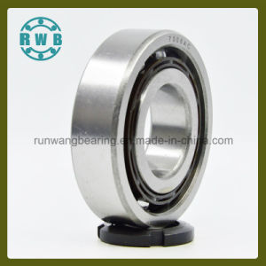 Single Row Angular Contact with Bakelite Holder Bearing, Factory Production (7308AC)