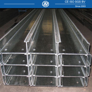 1.5-3.0mm Thickness Metal C Purlin Prices pictures & photos